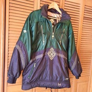 Descente Vintage Ski Jacket and Pants